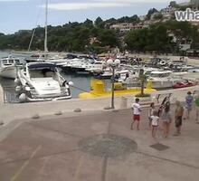 Webcam: Brela - marina